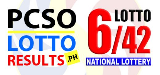 PCSO 642 Lotto Results