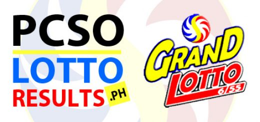 PCSO Grand 655 Lotto Results