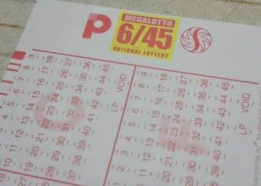 PCSO mega lotto jackpot